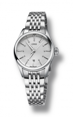 Oris Culture Artelier Date Diamonds Watch 01 561 7722 4051-07 8 14 79 product image