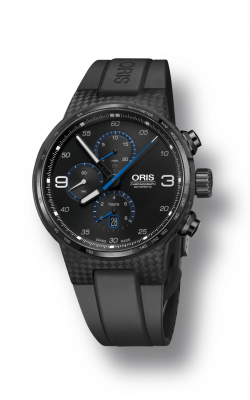 Oris Motor Sport Williams Chronograph Watch 01 674 7725 8764-07 4 24 50BT product image