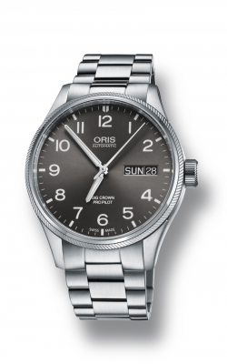 Oris Aviation Big Crown ProPilot Day Date Watch 01 752 7698 4063-07 8 22 19  product image