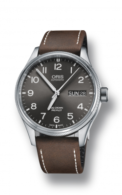 Oris Aviation Big Crown ProPilot Day Date Watch 01 752 7698 4063-07 5 22 05FC product image