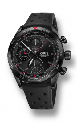 Oris Motor Sport Audi Sport Limited Edition III Watch 01 774 7661 7784-Set RS product image
