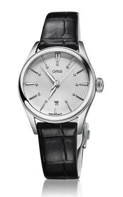 Oris Culture Artelier Date Diamonds Watch 01 561 7722 4051-07 5 14 64FC product image