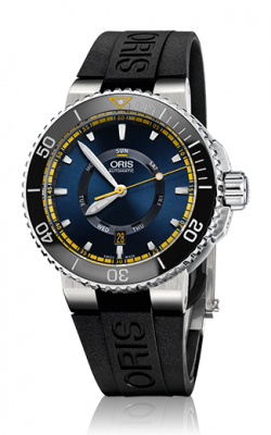 Oris Diving Aquis Great Barrier Reef Limited Edition II Watch 01 735 7673 4185-Set RS product image