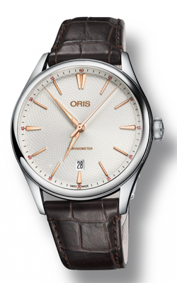 Oris Culture Artelier Chronometer Date Watch 01 737 7721 4031-07 5 21 65FC product image