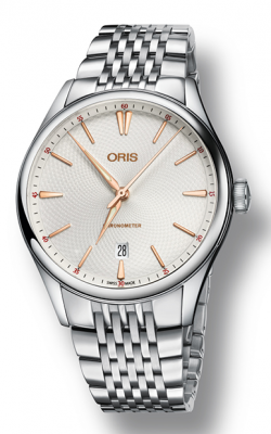 Oris Culture Artelier Chronometer Date Watch 01 737 7721 4031-07 8 21 79 product image
