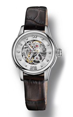 Oris Culture Artelier Skeleton Diamonds Watch 01 560 7687 4019-07 5 14 70FC product image