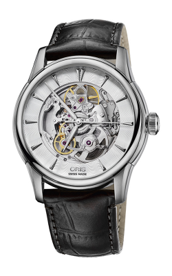 Oris Culture Artelier Skeleton Watch 01 734 7670 4051-07 5 21 71FC product image
