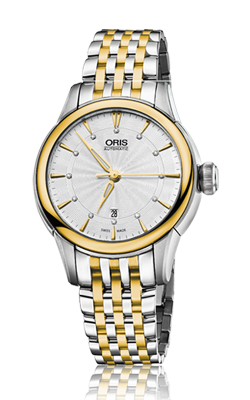 Oris Culture Artelier Date Watch 01 561 7687 4351-07 8 14 77 product image