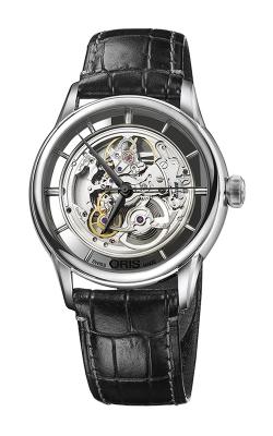 Oris Culture Artelier Translucent Skeleton Watch 01 734 7684 4051-07 1 21 74FC product image