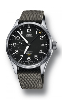 Oris Aviation Big Crown ProPilot Date Watch 01 748 7710 4164-07 5 22 17FC product image
