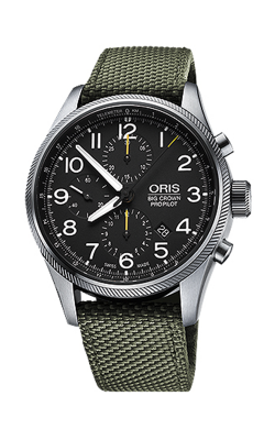 Oris Aviation Big Crown ProPilot Chronograph Watch 01 774 7699 4134-07 5 22 14FC product image