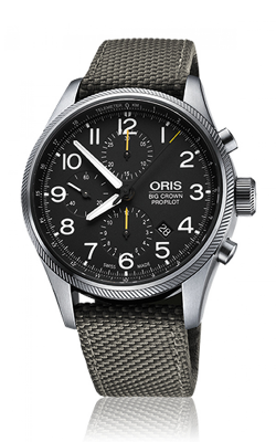 Oris Aviation Big Crown ProPilot Chronograph Watch 01 774 7699 4134-07 5 22 17FC product image