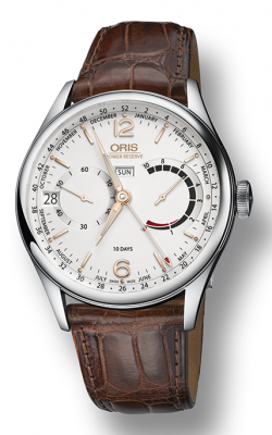 Oris Culture Artelier Calibre 113 Watch 01 113 7738 4031-Set 1 23 83FC product image