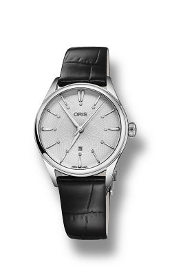 Oris Culture Artelier Date Diamonds Watch 01 561 7724 4051-07 5 17 64FC product image