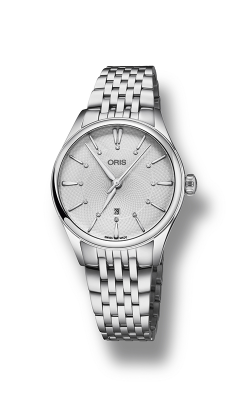 Oris Culture Artelier Date Diamonds Watch 01 561 7724 4051-07 8 17 79 product image