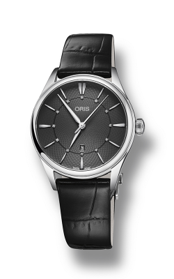 Oris Culture Artelier Date Diamonds Watch 01 561 7724 4053-07 5 17 64FC product image