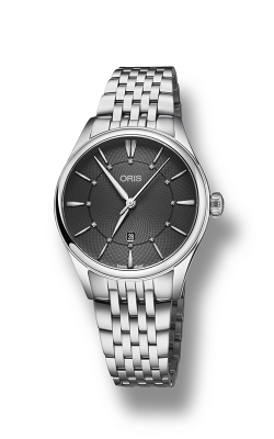 Oris Culture Artelier Date Diamonds Watch 01 561 7724 4053-07 8 17 79 product image