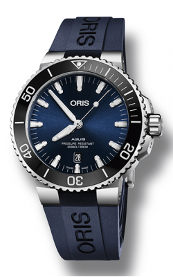 Oris Diving Aquis Date Watch 01 733 7730 4135-07 4 24 65EB product image