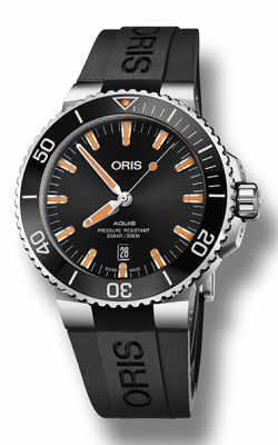 Oris Diving Aquis Date Watch 01 733 7730 4159-07 4 24 64EB product image
