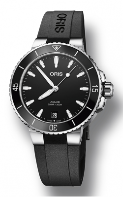 Oris Diving Aquis Date Watch 01 733 7731 4154-07 4 18 64FC product image