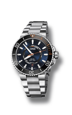 Oris Diving Aquis Staghorn Restoration Limited Edition Watch 735 7734 4185 8 24 05 PEB product image