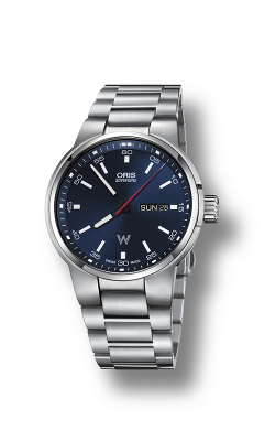 Oris Motor Sport Williams Day Date Watch 01 735 7740 4155-07 8 24 50S  product image