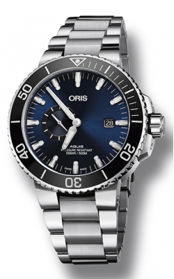 Oris Aquis Small Second, Date Watch 01 743 7733 4135-07 8 24 05PEB product image