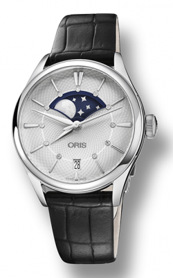 Oris Culture Artelier Grande Lune Watch 01 763 7723 4051-07 5 18 64FC product image