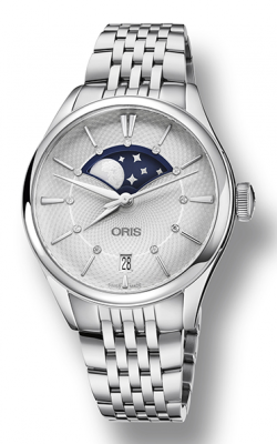 Oris Culture Artelier Grande Lune Watch 01 763 7723 4051-07 8 18 79  product image