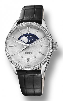 Oris Culture Artelier Grande Lune Watch 01 763 7723 4951-07 5 18 64FC product image