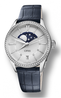 Oris Culture Artelier Grande Lune Watch 01 763 7723 4951-07 5 18 66FC product image