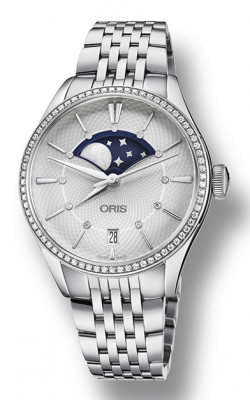 Oris Culture Artelier Grande Lune Watch 01 763 7723 4951-07 8 18 79 product image