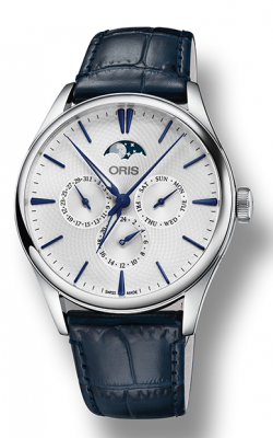 Oris Culture Artelier Complication Watch 01 781 7729 4051-07 5 21 66FC product image