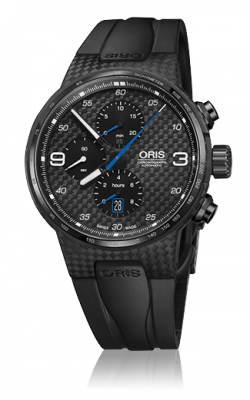 Oris Motor Sport Williams Valtteri Bottas Limited Edition Watch 01 674 7725 8784-Set 42454FCTB product image