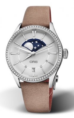 Oris Culture Artelier Grande Lune Watch 01 763 7723 4951-07 5 18 33FC product image