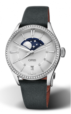 Oris Culture Artelier Grande Lune Watch 01 763 7723 4951-07 5 18 34FC product image