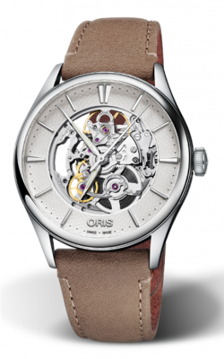 Oris Culture Artelier Skeleton Watch 01 734 7721 4051-07 5 21 32FC product image