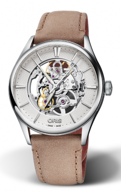 Oris Culture Artelier Skeleton Watch 01 734 7721 4051-07 5 21 33FC product image