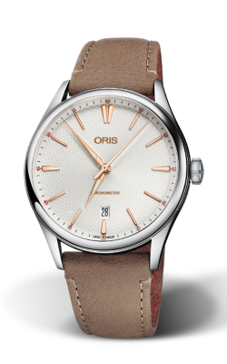 Oris Culture Artelier Chronometer Date Watch 01 737 7721 4031-07 5 21 32FC product image