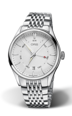 Oris Artelier Pointer Day Date Watch 01 755 7742 4051- 07 8 21 79 product image
