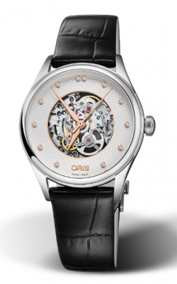 Oris Artelier Skeleton Watch 01 560 7724 4031-07 5 17 64FC product image