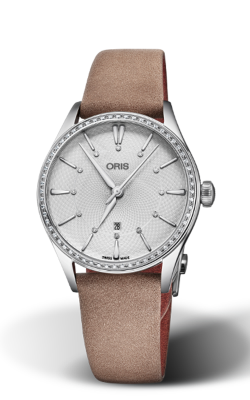 Oris Culture Artelier Date Diamonds Watch 01 561 7724 4951-07 5 17 33FC product image