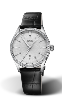 Oris Culture Artelier Date Diamonds Watch 01 561 7724 4951-07 5 17 64FC product image