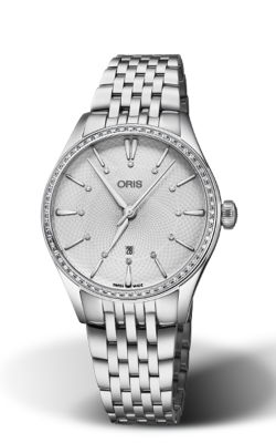Oris Culture Artelier Date Diamonds Watch 01 561 7724 4951-07 8 17 79 product image