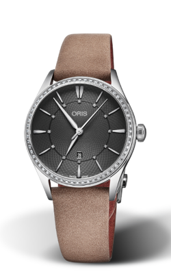 Oris Artelier Date Diamonds Watch 01 561 7724 4953-07 5 17 33FC product image