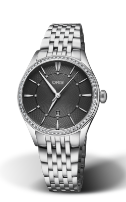 Oris Culture Artelier Date Diamonds Watch 01 561 7724 4953-07 8 17 79 product image