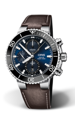 Oris Aquis Chronograph Watch 01 774 7743 4155-07 5 24 10EB product image