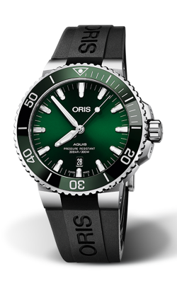 Oris Diving Aquis Date Watch 01 733 7730 4157-07 4 24 64EB product image