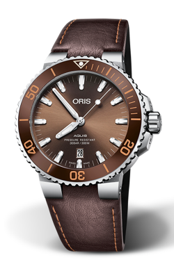 Oris Diving Aquis Date Watch 01 733 7730 4152-07 5 24 12EB product image
