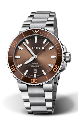 Oris Diving Aquis Date Watch 01 733 7730 4152-07 8 24 05PEB product image